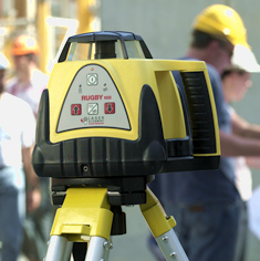 Leica Rotary laser Level