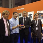 Leica 3D Disto Wins Performance and Innovation Award at EquipBaie Trade Fair