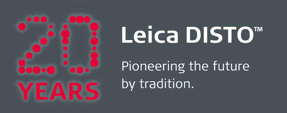 20 Years of Leica DISTO
