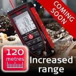 Leica DISTO X310 increased range 120 meters