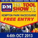 The D & M Tool Show '13