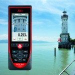 Leica DISTO D810 touch - Measure with the picture