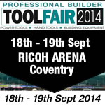 ToolFair 2014 Coventry