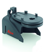 Clip-on adapter for Leica Lino P3, P5