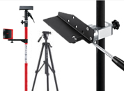 Tripods, Poles and Adapters