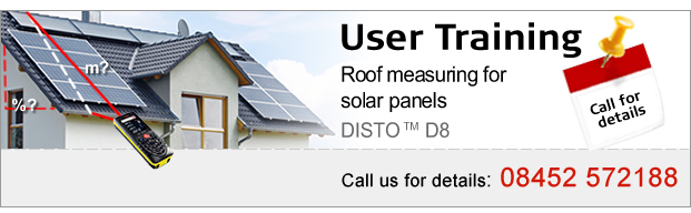 User Training - Measuring for solar panels