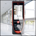 Leica DISTO S910 - large touch screen